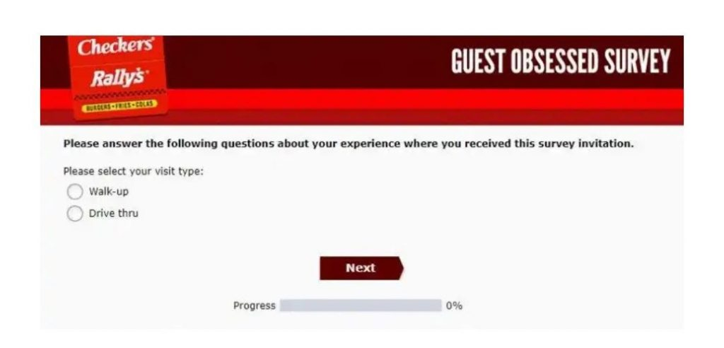 Checks And Ralley's Restaurant Survey