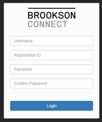 Brookson Connect Login