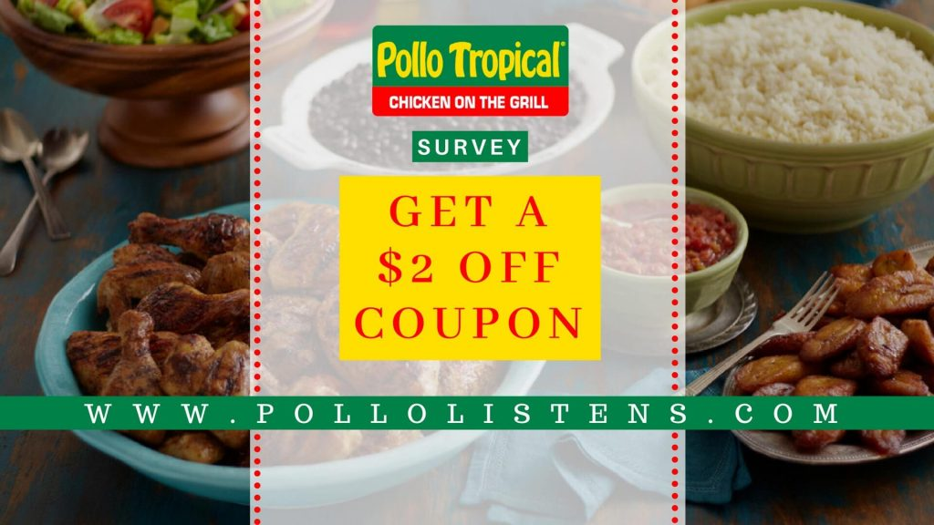 Get $2 with Pollolistens Survey