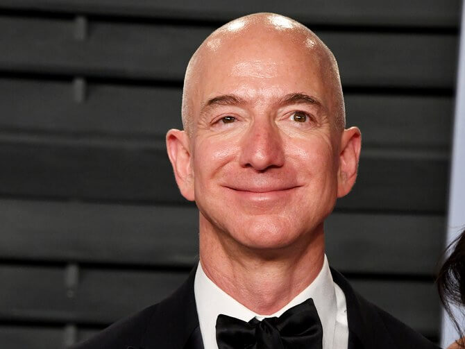 What Wrong Happened With Jeff Bezos Eye