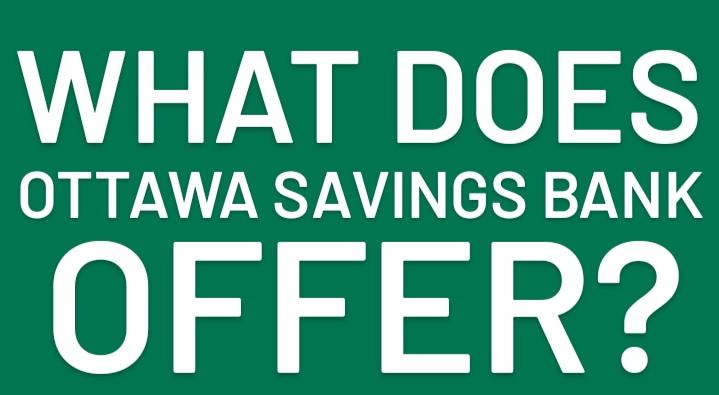 Ottawa Saving Bank Login