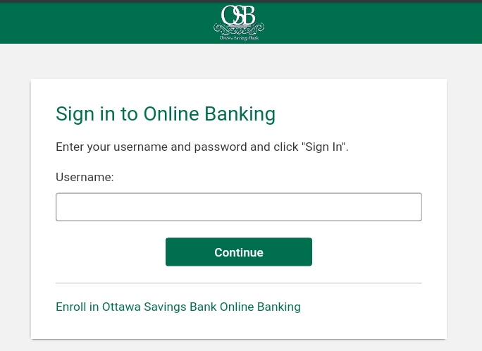 Ottawa Online Banking