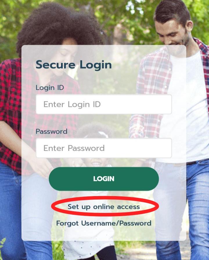 First Premier Secure Login