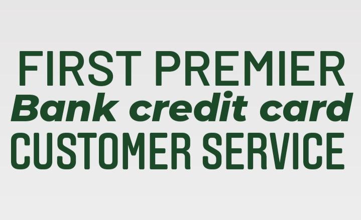 First Premier Credit Card