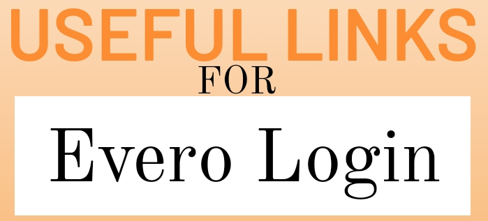 Evero Login Support