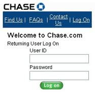 Chase Credit Card