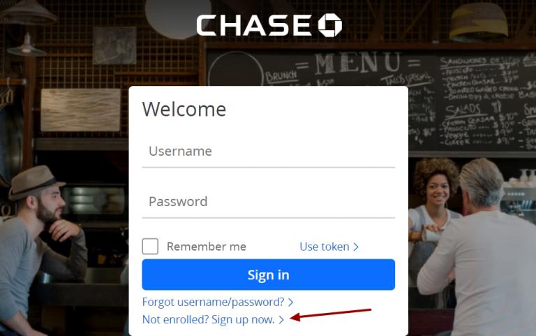 Chase Credit Card Login