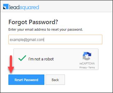 TriZetto Reset Password
