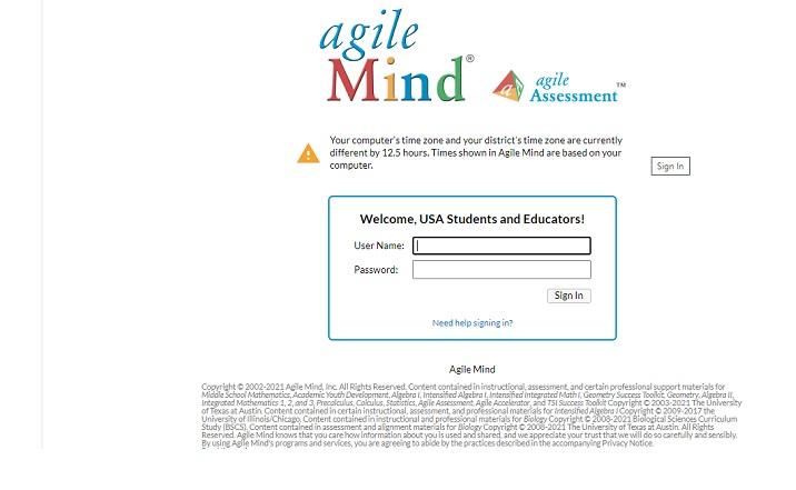 bcps Agile mind