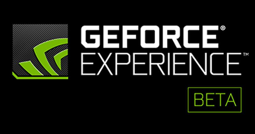 Geforce Experience Error Code0x0003
